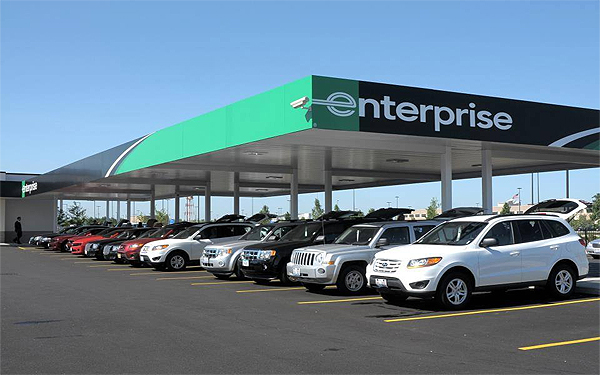 Call National Enterprise Rent A Car